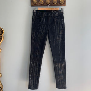 SIWY Los Angeles Blk Ladonna Spirit Animal Jeans